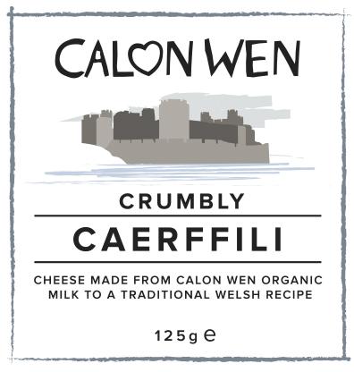 Crumbly Caerffili 125g
